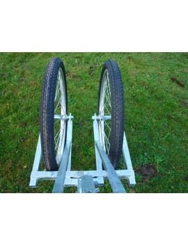 Adaptateur 2 roues pour modèle PRO