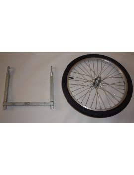 Adaptateur 2 roues